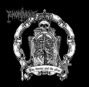 [HMP 041] Ignominious - The Throne and the Altar / CD