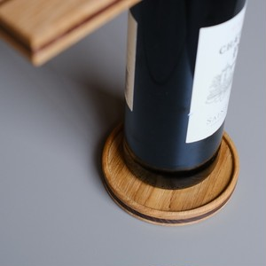 Wine bottle Coaster / ワインボトル コースター