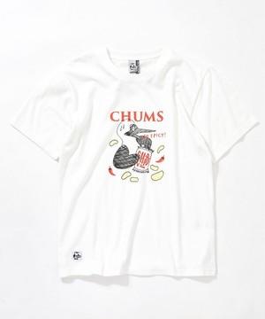 CHUMS チャムス SNACK Tシャツ
