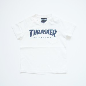 【KID'S】 THRASHER TEE