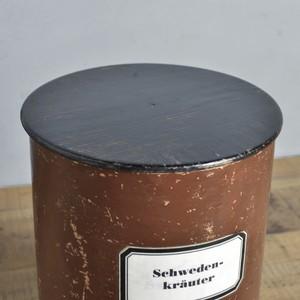 Spice Case / スパイス ケース【B】〈スパイスボックス・ボックス・収納・キッチン・アンティーク・ヴィンテージ 〉110699