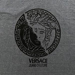 90s VERSACE | Boot tee (V0481M)