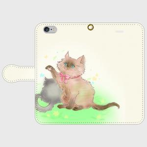 手帳型ケース『CAT』