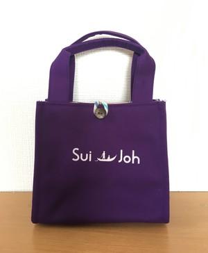 ランチバッグ【紫】