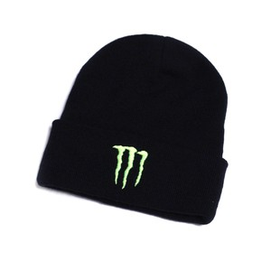 MONSTER knit cap