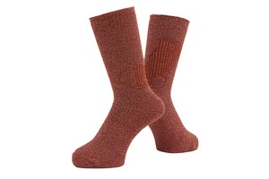 WHIMSY / WASHI SOCKS -RED-