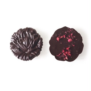 flower medal raspberry(オハナメダルラズベリー)raw chocolate