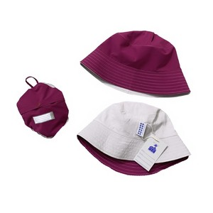 NOROLL / TWO FACE HAT -PURPLE/GREY-