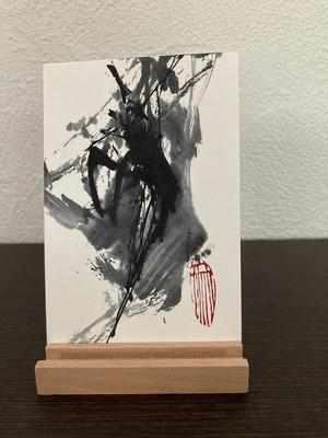 直筆ポストカード#20  hand-drawn postcard#20