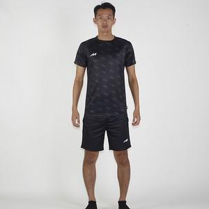 Repeat Logo Practice Shirts(BLK)