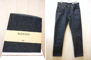 Big John Rare R008 (ビッグジョン レアジーンズ 箱付き) Made In Japan