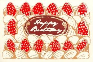 HAPPY BIRTHDAY(ポストカード)