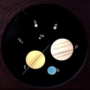 中型スライド(惑星のサイズ)
