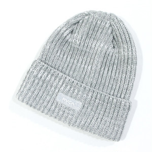 【RVCA】FROST BEANIE (GRAY)