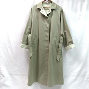 OLD BURBERRYS SINGLE REVERSIBLE COAT ONE PANEL SLEEVE (MADE IN ENGLAND) バーバリー一枚袖