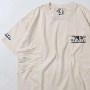 【XLサイズ】 HAWKEYE TEE 半袖Tシャツ NATURAL XL 400601191098