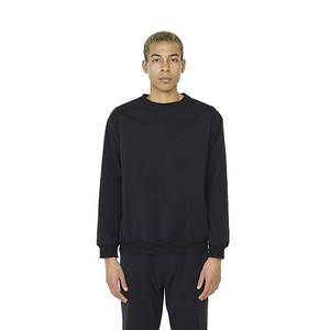 Best Pack Nylon Sweat Crewneck Top Black BP18S-CT01