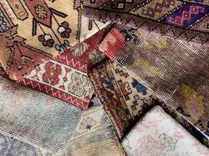 〈vintage〉kilim cushion cover③