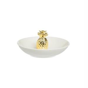 パイナップル,Stoneware Jewelry Holder:浜松雑貨屋 C0pernicus