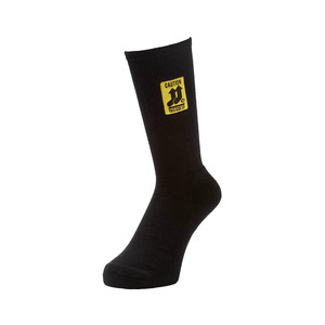 WHIMSY - THIS SIDE UP SOCKS (Black)