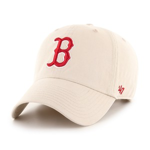 47 brand Red Sox '47 CLEAN UP Bone