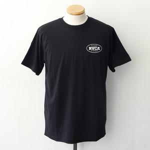 【RVCA】 BAR N GRILL SS TEE (BLACK)