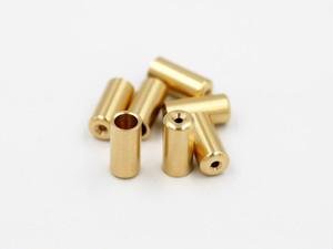 """NISSEN"" Brass Outer Cap(シフト用)6個入り"
