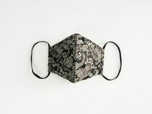 西陣織マスク  M14  大きめサイズ