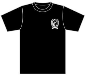 ワッペンTシャツ(1名サイン)