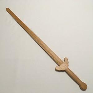 太極剣木剣