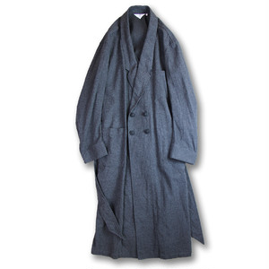 House coat [Gray]