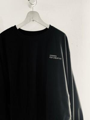 SFC:fleece set up BLACK