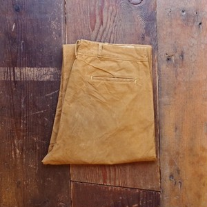 1940s Unknown Hunting Pants / 40年代 ヴィンテージ ハンティング パンツ