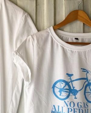 ロンボク Tシャツ speda gili trawangan Lady's White