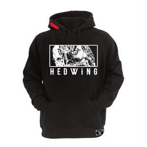 SAKAEYA × HEDWiNG Collaboration Hoodie Black
