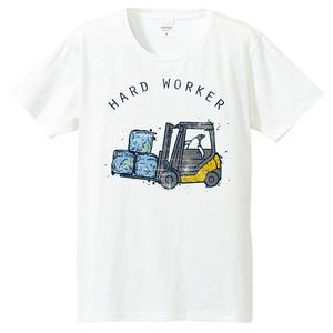 [Tシャツ] Hard worker
