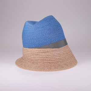 Asymmetry hat/blue