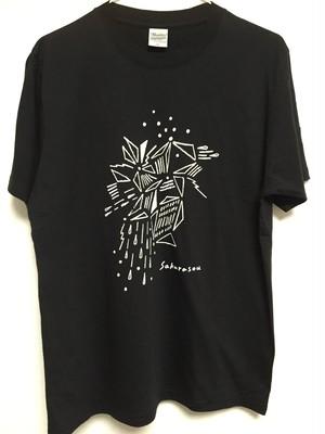 コジマユイ design「線画Tシャツ」