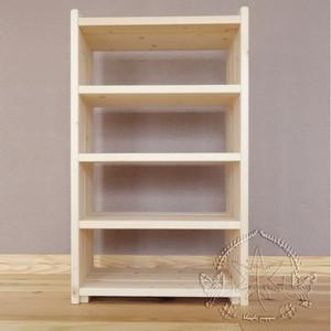 おもちゃ箱収納棚・木製・ハンドメイド・無塗装ナチュラル・インテリア・工夫次第で使い方いろいろ