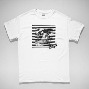 成田昭次 x NORMAN ダブルネーム Tシャツ