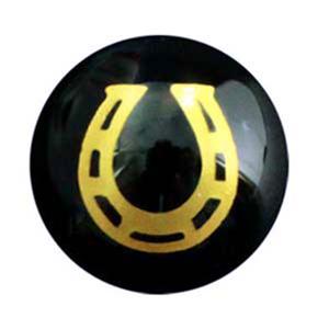 【開運の象徴・万事馬九】天然石 オニキス・タイガーアイ 九頭馬・馬蹄ブレスレット(14mm-10mm)