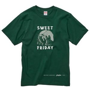 実験映画Tシャツ[優しい金曜日]by 田名網敬一 TANAAMI Keiichi