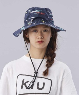 【KiU / キウ】UV&RAIN PACKABLE SAFARI HAT