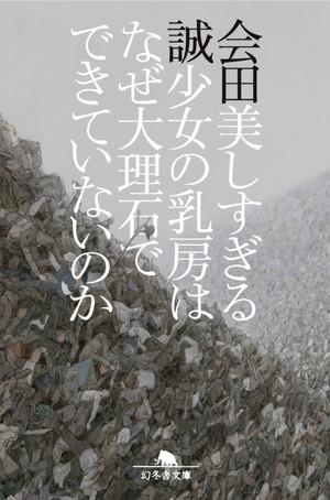 会田誠 「美しすぎる少女の乳房はなぜ大理石でできていないのか」(文庫)