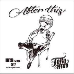 DJ TAKAHIKO - After this [MIX CD]