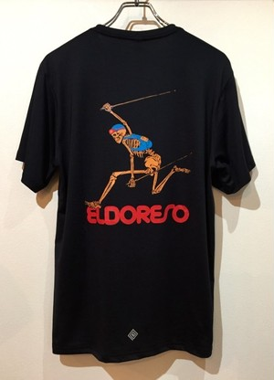 ELDORESO=エルドレッソ 『Jump! Born Runman T』  #BLACK