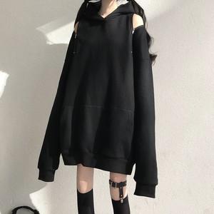 【トップス】激安 通販 ファッションストリート系透かし彫りフード付きパーカー26254063