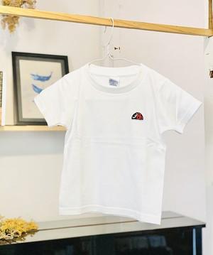 【大人】てんてん刺繍ワッペンTシャツ