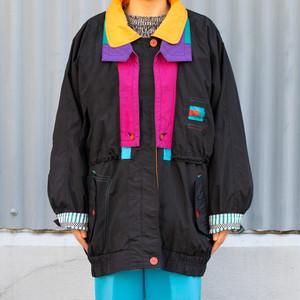 Nylon Design Jacket