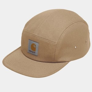"【Carhartt WIP】 BACKLEY CAP ""Dusty H Brown"" カーハート ジェットキャップ ブラウン"